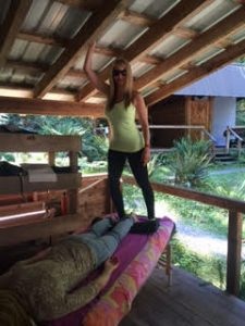 massage therapy for glampers | Pain to Performance Solutions | Camper River Ranch